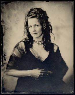 Wetplate Collodion Ambrotype, 8 x 10 inches