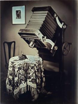 Whole Plate Daguerreotype